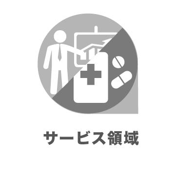 サービス領域