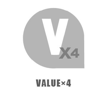 VALUEx4